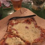 pizza 3 fromages + biere ;)