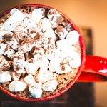 Hot Chocolate at the Market Bar