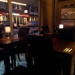 Enjoy your meal and your company in a friendly atmosphere