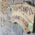 Fotografia de Restaurante Típico Casa no Campo