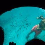 Scuba diving show
