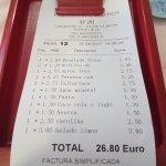 Bilde fra Restaurante Asiatico
