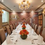 The Map Room, Private Dinning