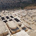감람산의 유대인 묘지