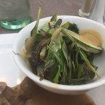 Salade made in hotel koener.. beurkkkkk