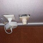 Plug socket in my room