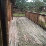 Enclosed decking