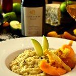 Exquisitos platos maridados con nuestros vinos