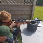 Rifle Shooting Under Supervision