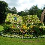 Jane Austen tribute in Gardens
