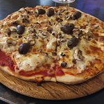 You must try the Aussie Pizza and Pepper Kangaroo. They are great! :)