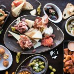 Assortment of Tapas and Pinchos