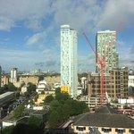 Photo de Hilton London Canary Wharf
