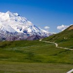 Road to Special Places (Mt. McKinley in background)