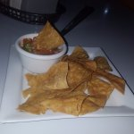 Chips and local salsa....amazing