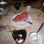 Desserts et digestif miam !
