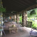 tranquil setting to sit with a cup of coffee or tea and have great conversation or sit in silenc