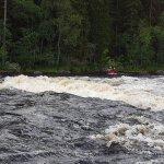 Foto de Neitikoski Rapids