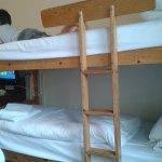 bunkbeds have seen better days