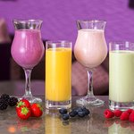 The Peak Health Club and Spa, The Club Room Smoothie