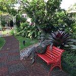 Wunderschöne Gartenanlage-vielleicht die schönste in ganz Costa Rica.