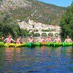 Go kayaking on the River Orb at Roquebrun