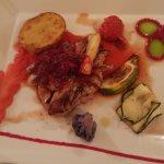 viande en sauce agrumes