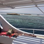 Exploring the reefs at Hurgada Egypt