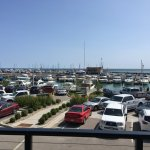 View from the Schooner Pub