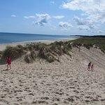 Curracloe Beach dunes