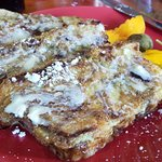Cinnamon Apple French Toast!!!