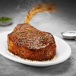 Tomahawk Ribeye Usda Prime Bone-In  Ribeye, Well-Marbled For Peak Flavor