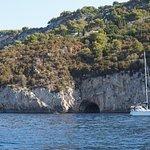 Another beautiful cove alongside Capri
