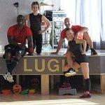 l'équipe Lugia