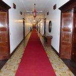 Endless corridors...