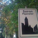 Soiron, un des plus beaux village de Wallonie