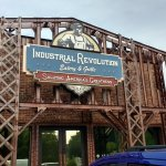 Entrance to Industrial Revolution