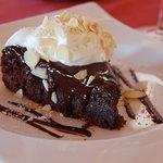Chocolate Macaroon Cake