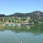 Langsee beach