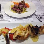 Restaurante Ñam Ballonti Foto