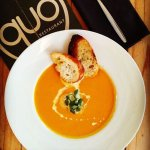 Quo Thai Spiced Butternut Soup