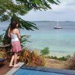 The Havannah, Vanuatu Foto
