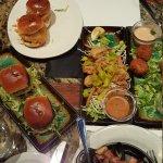 Menu and food