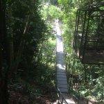 Hike to pico bonito cascade