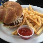 Foto de Red Fort Restaurant & Patio