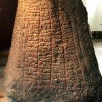 Rune stone - Danish history