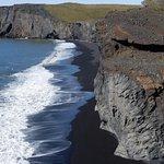 Black Beach View