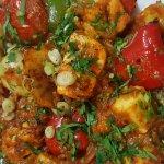Halloumi Shashlik Buna (Best dish for cheese lovers)