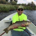Fly Fishing the Madison, Ahhh, Montana!!!!!!