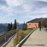 Photo de Hurricane Ridge Visitors Center